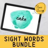 Sight Word Boom Card Bundle