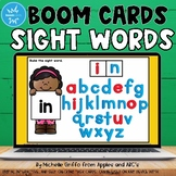 Sight Words Boom Cards / Digital Task Cards / Distance Learning