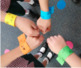 Sight Word Bracelets! Featuring 100 high frequency words a