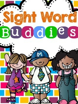 Sight Word Buddies - Second Grade Edition