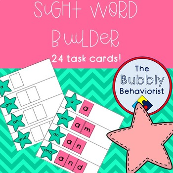 Sight Word Builder