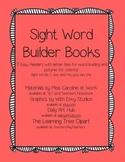 Sight Word Builder Books