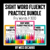 Sight Word Practice Pack BUNDLE