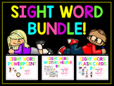 Sight Word Bundle!