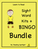 Best Sight Word Bundle + Bingo (LTR) (Distance Learning)