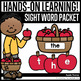 Sight Word Bundle! 40 Themes