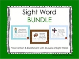 Sight Word Bundle {2nd grade - 5th grade}