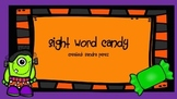 Sight Word Candy