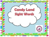 Sight Word Candy Land