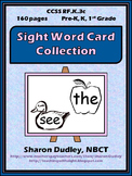 Sight Word Card Collection