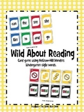 Sight Word Card Game (McGraw-Hill Wonders)