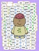 Sight Word Cards Pack - Color Coded