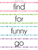 Sight Word Cards {220 Dolch Words}