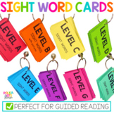 Sight Word Cards | Distance Learning