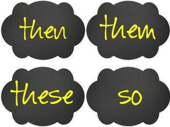 Sight Word Cards (Fry's 1st 100)