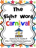 Sight Word Carnival Centers and Small Group Activities - Kindergarten Style!