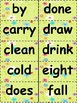 Sight Word Center Bundle (PreK through 2nd grades) *Spring Theme*