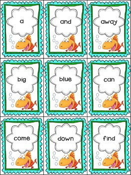 Sight Word Centers (First 133 Dolch Sight Words)