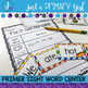 Sight Word Centers Bundle