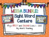 Sight Word Centers MEGA Bundle! {Fry's List 1 - 200}