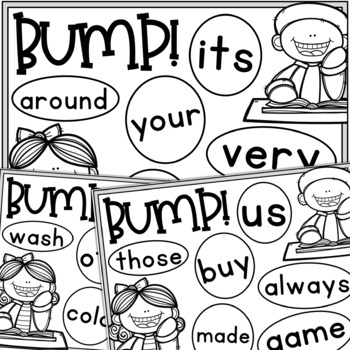 Sight Word Centers {for Practicing Second Grade Dolch Sight Words}