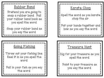Sight Word Chants Freebie