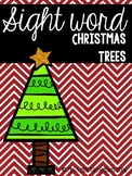 Sight Word Christmas Trees