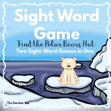 Kindergarten- Special Education- Sight Word Class Game-Fin