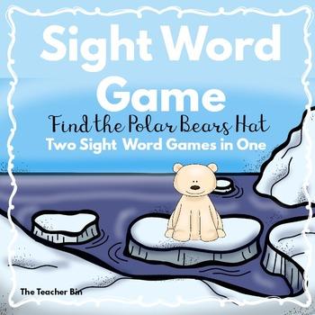 Kindergarten- Special Education- Sight Word Class Game-Fin
