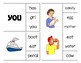 Sight Word Clip Cards 1