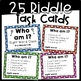 Sight Word Mystery Riddle Clues Game-Fry Words 1-25