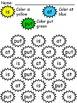 Sight Word Coloring Worksheet Package for Kindergarten