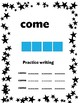 Sight Word - Come