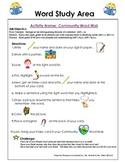Sight Word Community Word Wall Activity