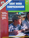Sight Word Comprehension K-2