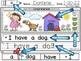 Sight Word Comprehension Sentences {DOLCH Pre-Primer}