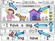Sight Word Comprehension Sentences {Dolch Pre-Primer} ~5 Page FREEBIE~