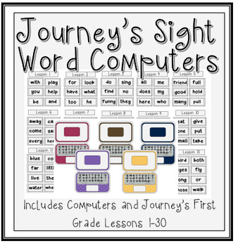 Sight Word Computers