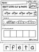 Sight Word Cut & Paste (First Grade)