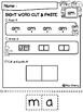 Sight Word Cut & Paste (Primer) - Coronavirus (distance learning)