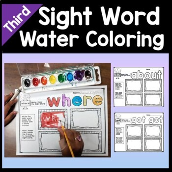 Sight Word DO Activities {6 Literacy Center Activities!}