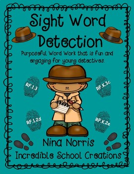 Sight Word Detection