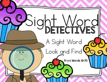 Sight Word Detectives 7