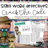 Sight Word Detectives: Crack the Code