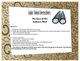 Sight Word Detectives: The Case of The Sentence Thief