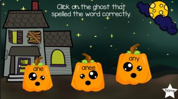 Sight Word Digital Game