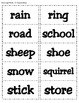 Sight Word Dolch  Cards