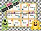 Sight Word Domino Game! Halloween-themed literacy center w
