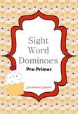 Sight Word Dominoes- Pre-Primer FREEBIE