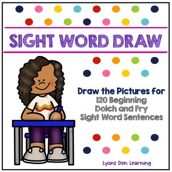 Sight Word Draw
